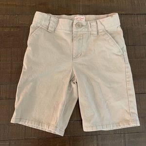 Cat & Jack boy's shorts size 7 and 6X